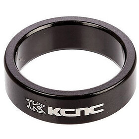 "KCNC Headset Spacer 1 1/8"" 10mm black"